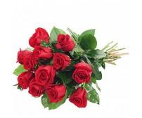 Buquê uma duzia de rosas vermelhas  - entregamos em toda BH