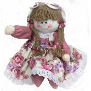 Boneca de Pano Sofia