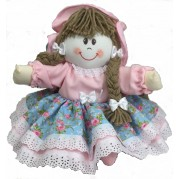 Boneca de Pano Alice